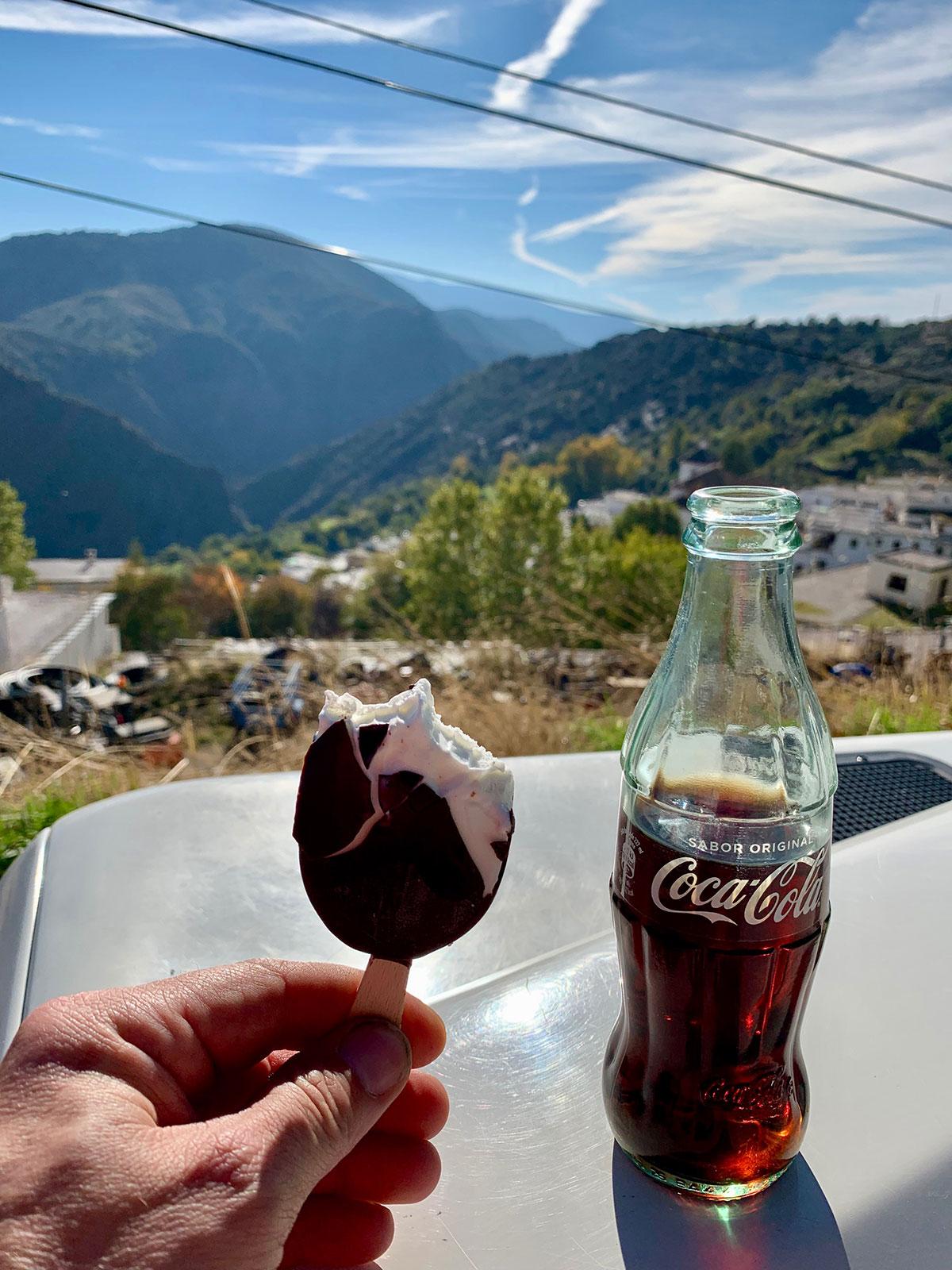 Cola og is - Reisebrev fra Flytsti