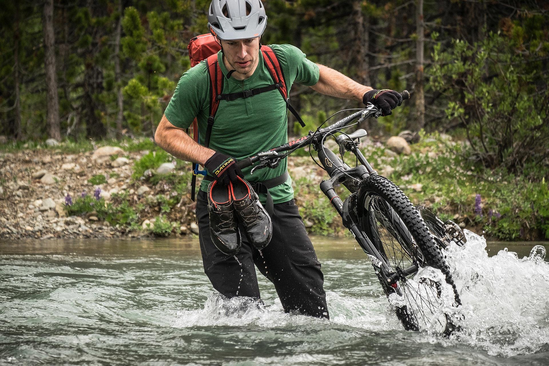 7mesh sykkelbekledning fra Flytsti