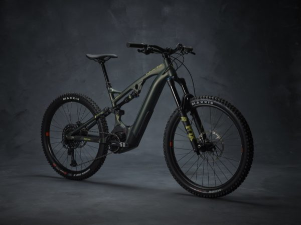 Whyte E-160 RS front